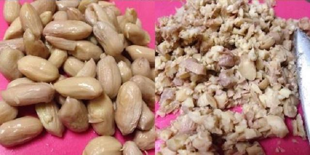 ピーナッツ麹の作り方