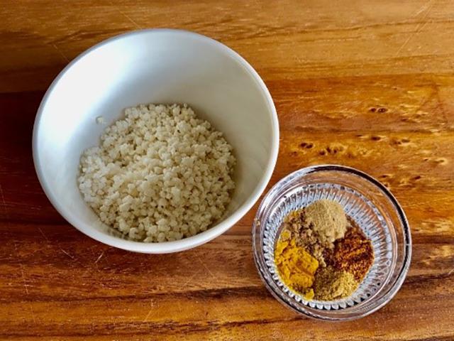 カレー入り塩麴クレークのレシピ・作り方