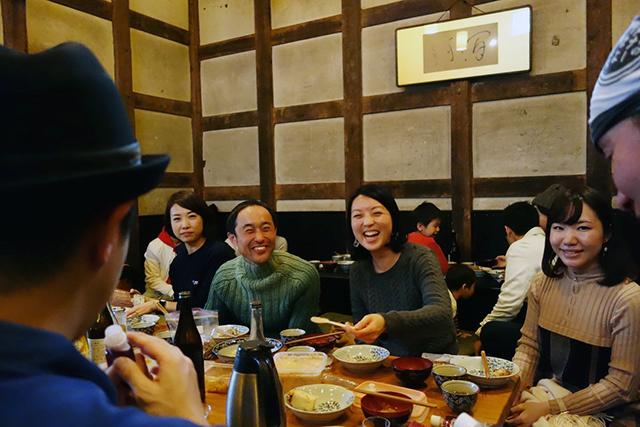 個性豊かな寺田本家の日本酒たち
