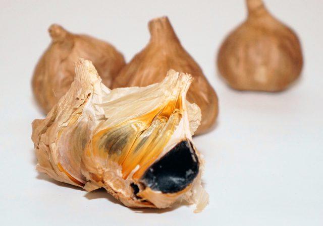 甲斐の黒にんにく_やまなし美味しい甲斐_発酵食品サミットinやまなし:haccola 発酵ライフを楽しむ「ハッコラ」