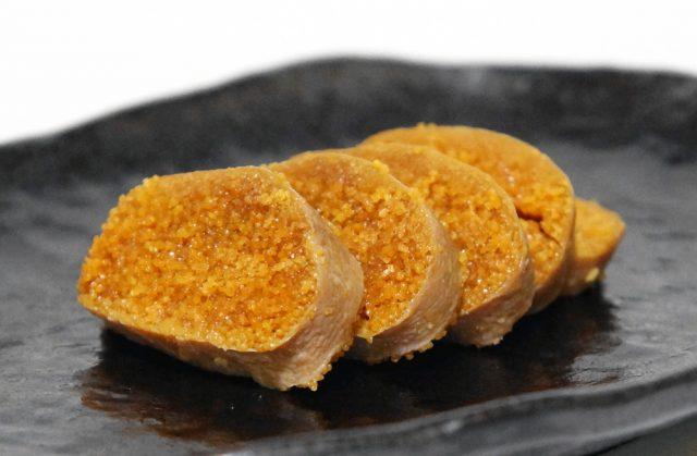 ふぐの卵巣の糠漬け_白山発酵街道_発酵食品サミットinやまなし:haccola 発酵ライフを楽しむ「ハッコラ」