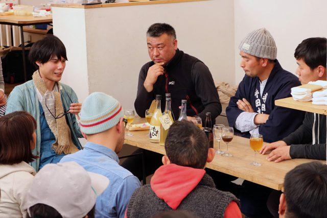 今回で6回目の開催となった、ライフスタイルブランド「かぐれ」さんによる『発酵男子のCOZY TALK』