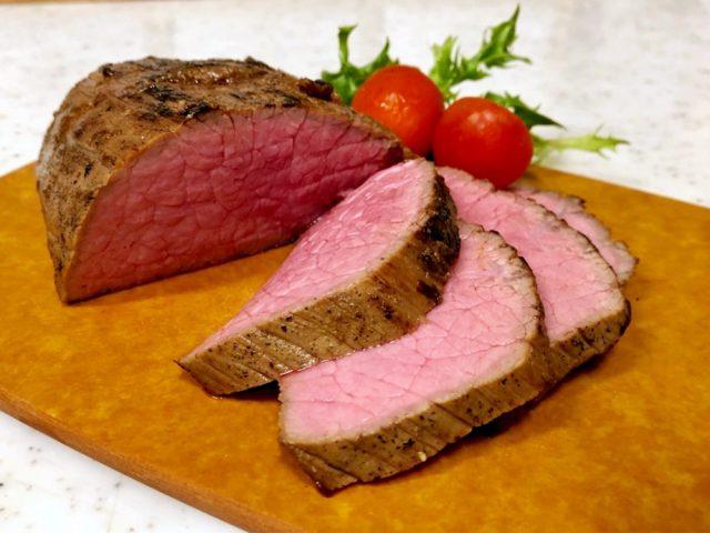 炊飯器で出来る♡醤油麹ローストビーフ│クリスマス発酵レシピ