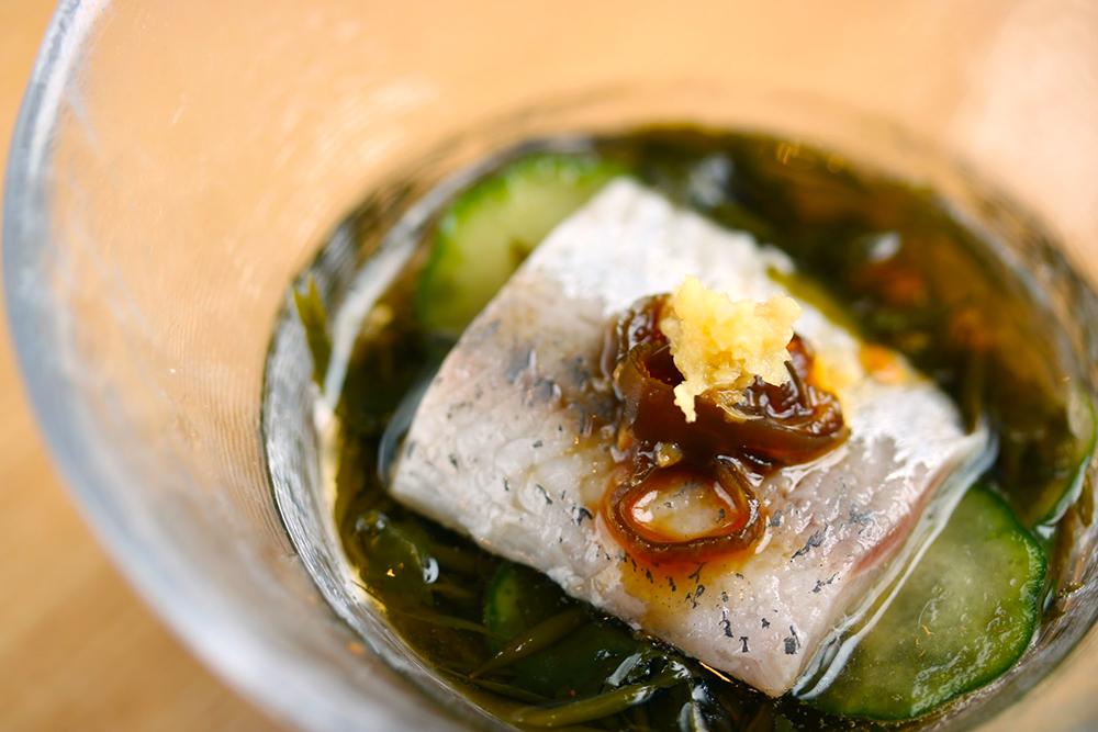 【芒種/入梅】入梅イワシとアカモクの梅酢和え:発酵ワクワク大使の二十四節気・雑節レシピ