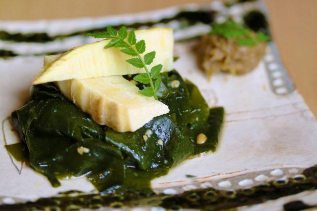 【穀雨】たけのこ田楽 木の芽味噌:発酵ワクワク大使の二十四節季レシピ