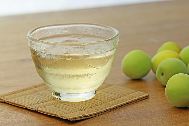 この季節のお酢レシピ『青梅のサワードリンク』