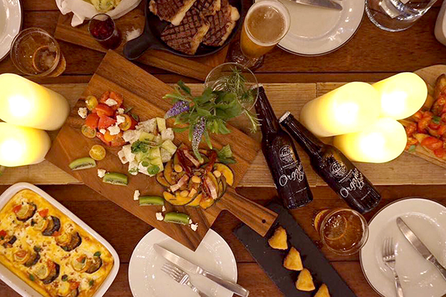 発酵人晩餐会(Fermentators Dinner):発酵×クラフトビール×チーズ