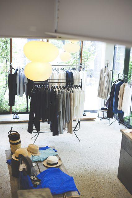 オーガニックコットンの衣服と天然素材の雑貨をきっかけに、オルタナティヴな暮らしを提案する「かぐれ 表参道店」さん。