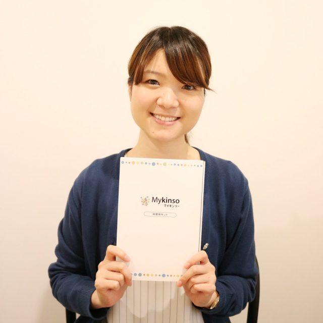 ヘルスケアスペシャリスト/管理栄養士・志田結さん