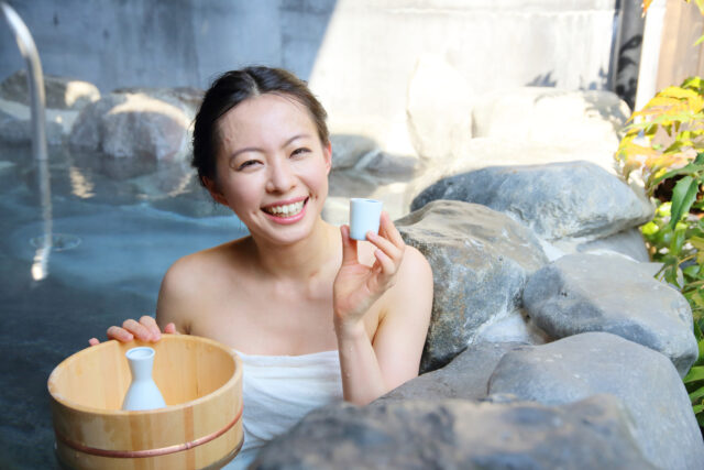 Japanese onsen_The Beginner's Guide to Sake:haccola Japanese fermented foods and cuisine