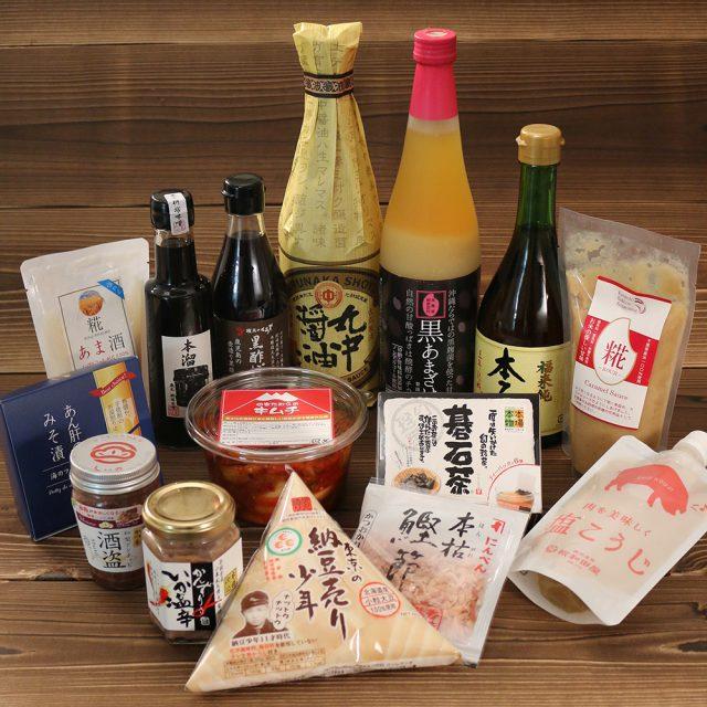 小泉武夫博士がおすすめする発酵食品フェアの伝統の発酵職