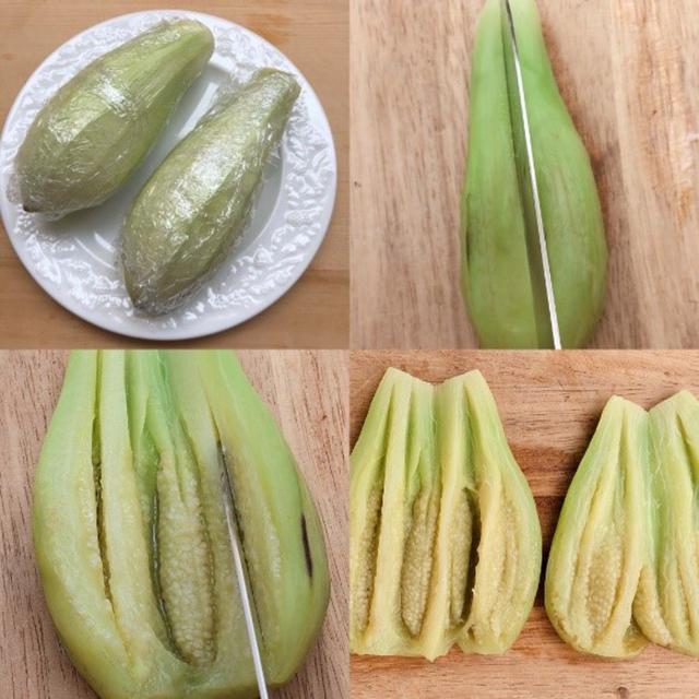 作り方│『うなぎ風ナスの発酵かば焼き丼』レシピ