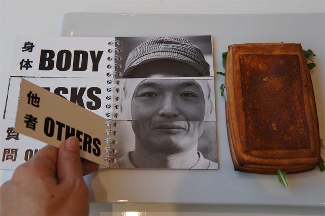 ジル・スタッサール,わたしたちそのものをたべる,ミュージアムカフェ,限定サンドイッチ,フードスケープ〜私たちは食べたものでできている(アーツ前橋):発酵ライフを楽しむ haccola(ハッコラ)