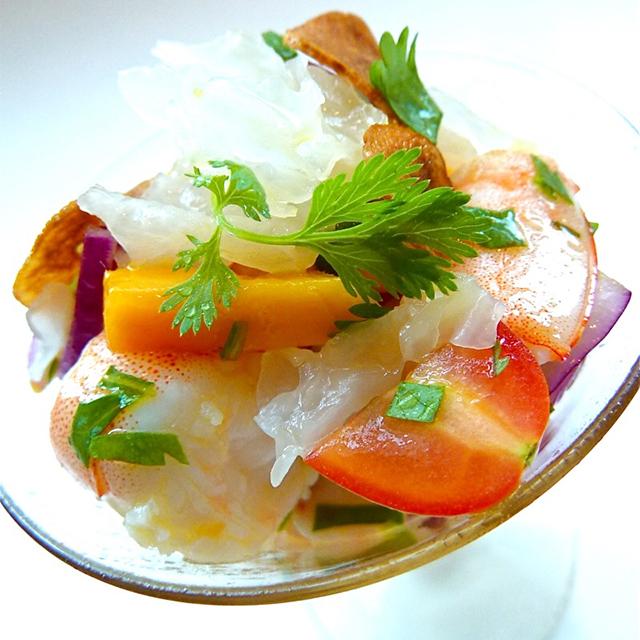 【shrimp-white-fungus-shio-koji-marinee】Jay's Hacco-licious Recipes:haccola Japanese fermented foods and cuisine