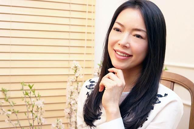 モデルでビューティジャーナリストの中嶋マコトさん
