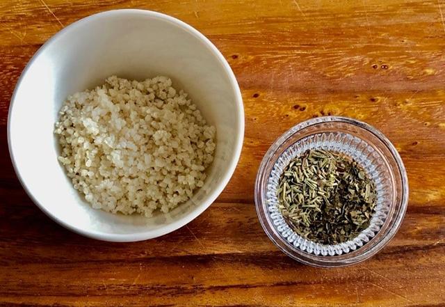 ハーブ入り塩麹フレークのレシピ・作り方