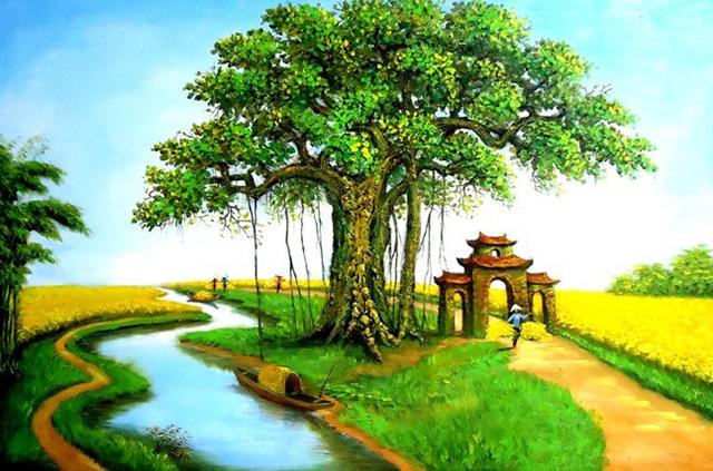 ベトナムの神話にも「Insects Killing Festival(殺虫の日)」にまつわるものが見られる