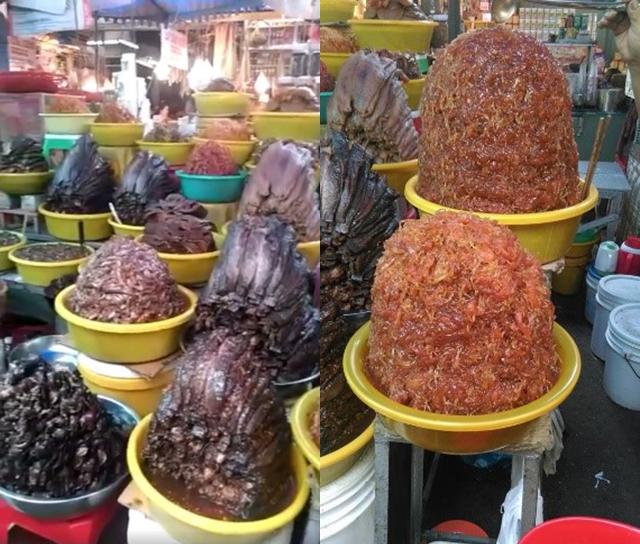 チャウ・ドク市場(Chau Doc market)