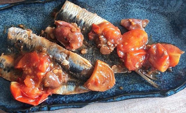 醤油麹とみりんの「イワシの梅トマト煮」│白露の二十四節気発酵レシピ