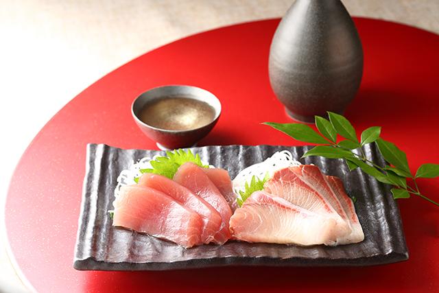 後味スッキリの新酒はお作りや焼き魚にもピッタリ!