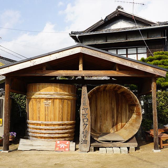 ヤマロク醤油入口