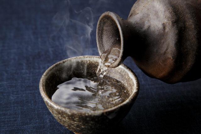 Japanese hot sake_The Beginner's Guide to Sake:haccola Japanese fermented foods and cuisine