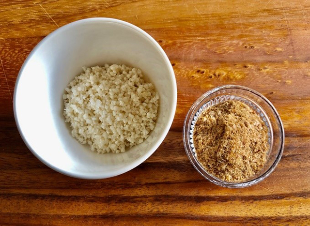 出汁入り塩麴クレークのレシピ・作り方