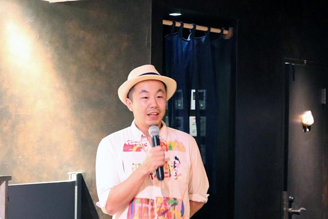 発酵居酒屋5料理長・発酵ワクワク大使・鈴木大輝さん