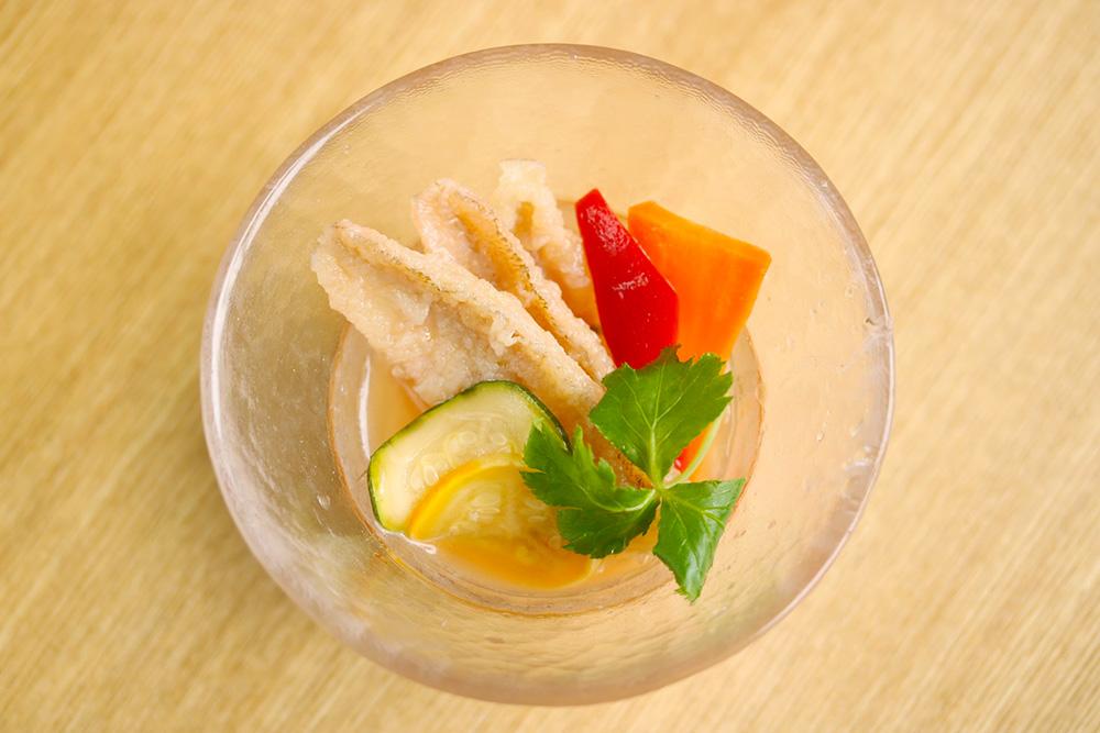 【立秋】に食べたい発酵レシピ『鱚(キス)とぬか漬けの南蛮漬け』
