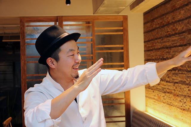 オーガナイザーはこの人! 「発酵居酒屋5」料理長を務める、発酵ワクワク大使、鈴木大輝さん