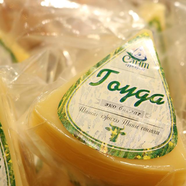 モンゴルを支える「白い食べ物(乳製品)」が生みだす、ナチュラルチーズの作り方