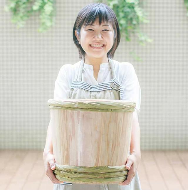 発酵食料理教室「綾糀(あやのこうじ)」主宰 発酵仕事人の礒畑綾(いそはた あや)さん