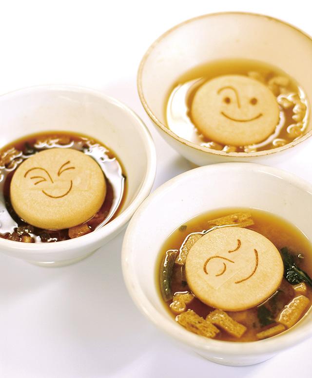美噌元「味噌汁最中 母の日セット」6個入り 1,728円(税込み)