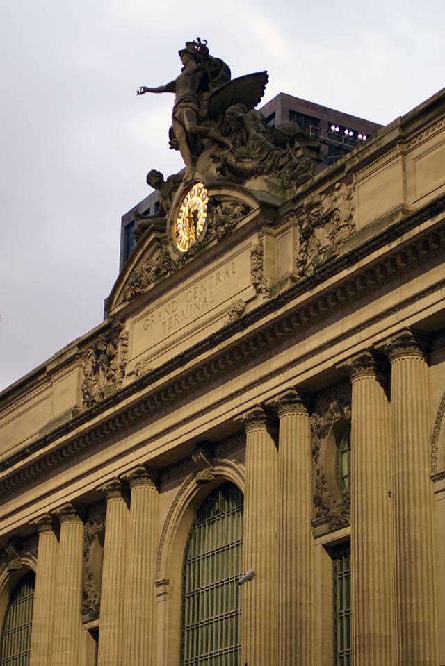 ニューヨークでもっとも有名なランドマーク「グランド・セントラル駅」