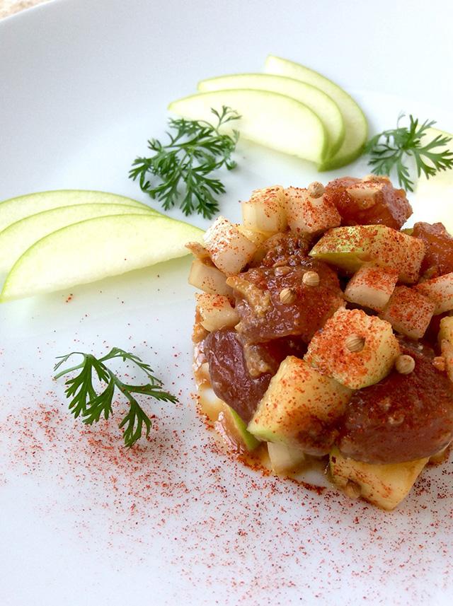 【Tuna & Apple Tartar】Jay's Hacco-licious Recipes vol.42