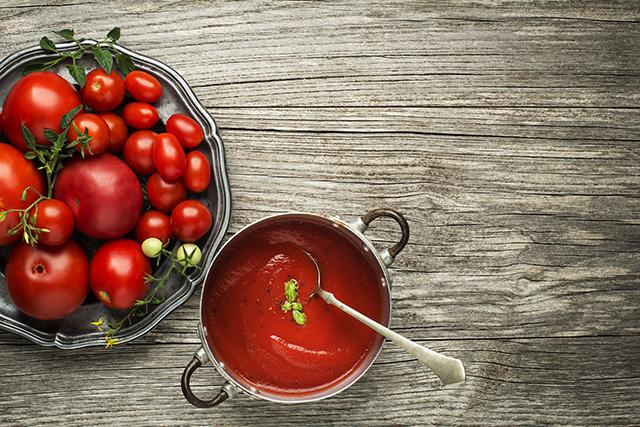 塩麹トマトをトマトの缶詰の代わりに