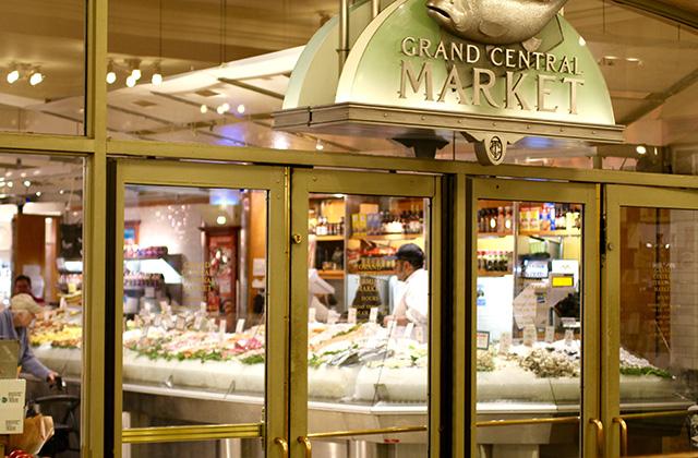 Grand central station market