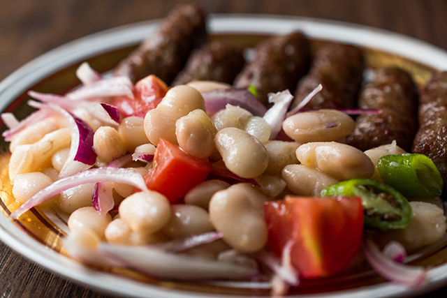 Kofta speciality from northern Iran