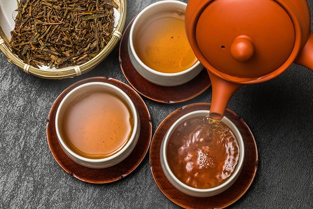 日本の発酵茶