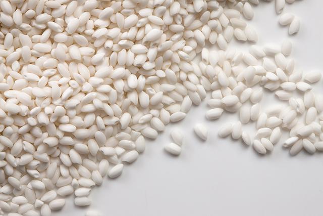 「みりん(味醂)」の原料はもち米