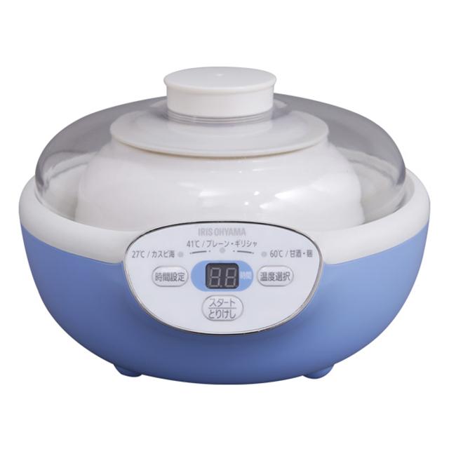 アイリスオーヤマ:ヨーグルトメーカー PYG−15A(インターネット限定販売)