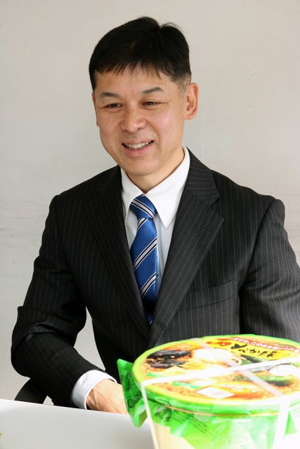 株式会社伊勢惣 専務取締役 足立昇司さん