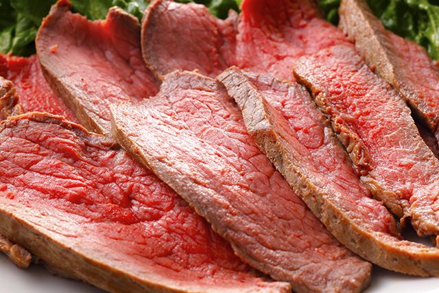 ローストビーフ Roast beef