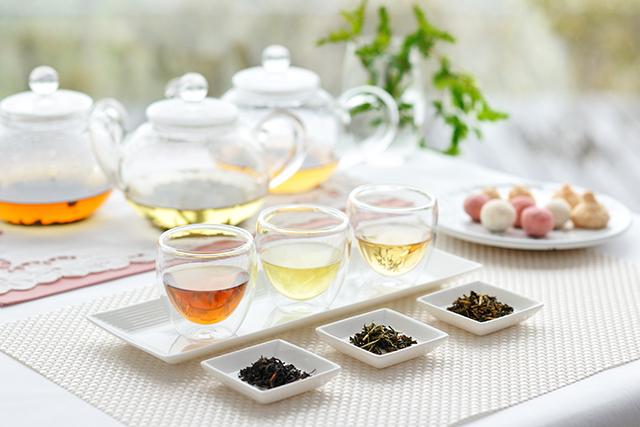 近江ほうじ茶の発酵利き茶体験