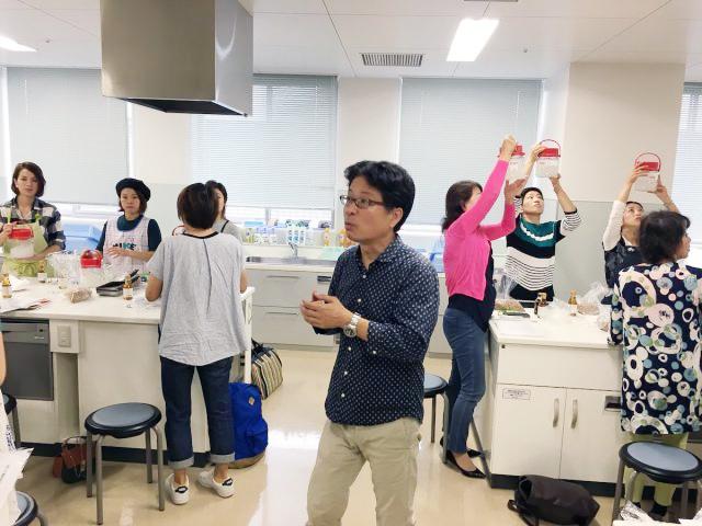 「日東醸造株式会社」の代表取締役社長・蜷川洋一さん