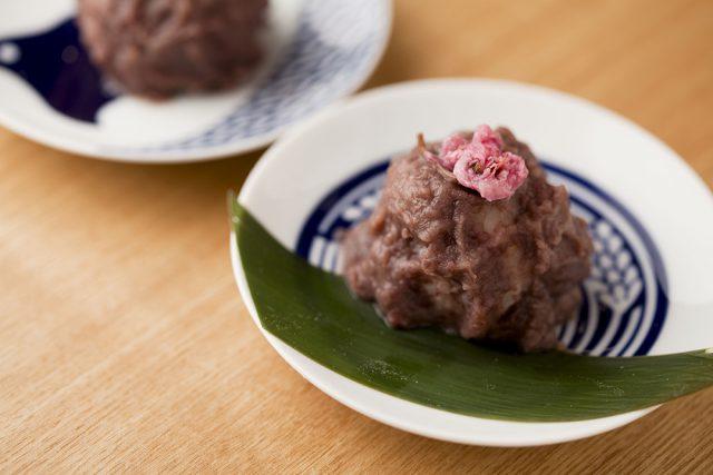【彼岸】甘酒あんのぼたもち:発酵ワクワク大使の雑節レシピ