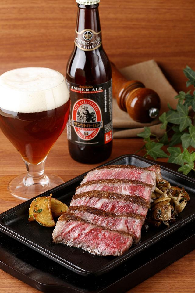 「アンバーエールにはスパイシーな肉料理」クラフトビールのおいしい合わせ方②