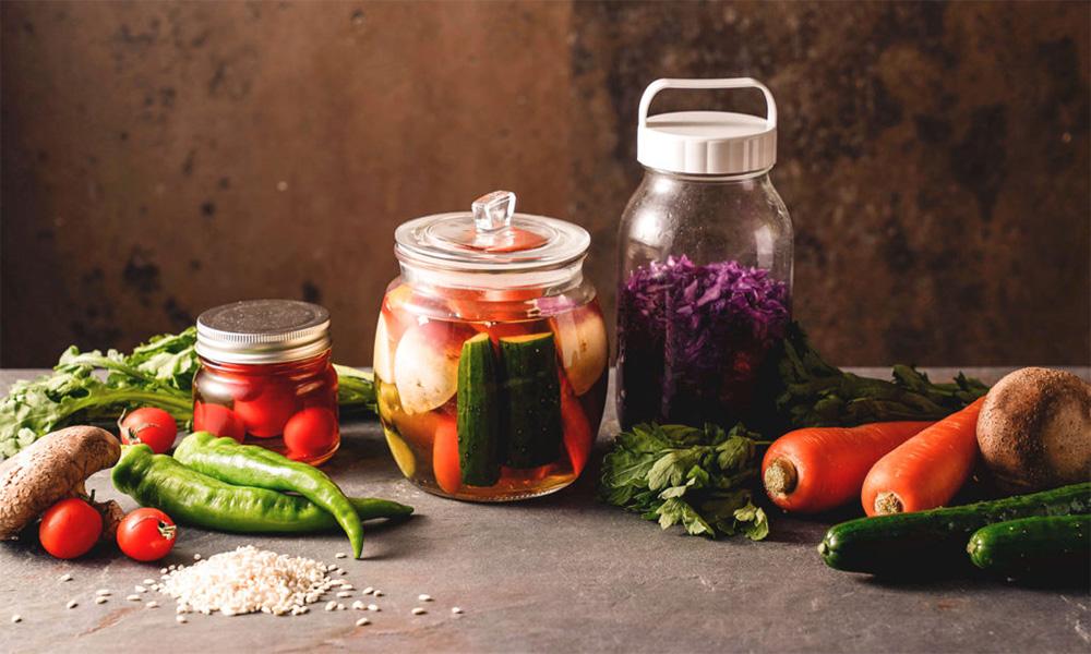 発酵料理や野菜串も充実