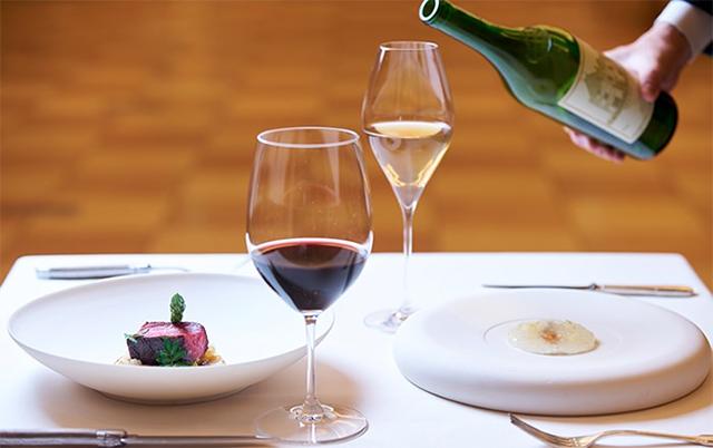 ワインと料理の最高のペアリングを楽しむ