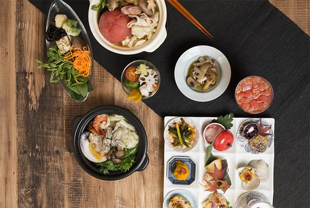 発酵食堂『東京850 PIT』のディナーメニュー